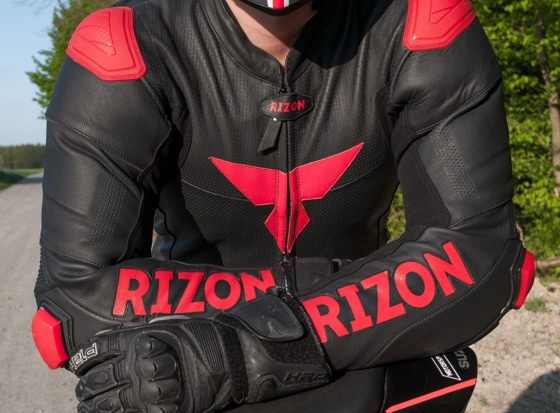 Motorcycle Leather Suit RIZON